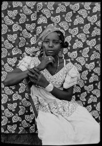 Seydou Keïta, 'Sans titre (MA.KE.001 BOX-NEG.00126) ', 1956-1959