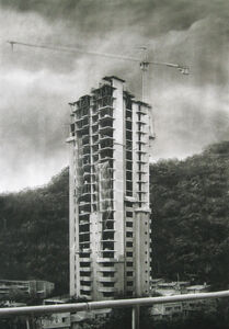 Ivan Rickenmann, 'Construction Tower', 2012