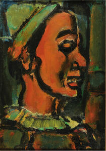 Georges Rouault, 'Jim (tête de clown)', 1946