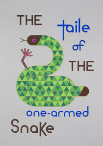 Charles Avery, 'Untitled (Study for the Taile of the One-Armed Snake)', 2020