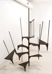 Jorge Peris, 'Escalera de Caracol', 2015