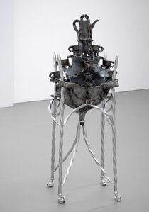 Théophile Blandet, 'Tea fountain', 2020