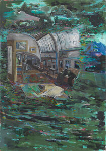 Amelie von Wulffen, 'Untitled (Reference: Max Liebermann)', 2013