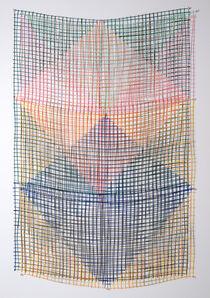 Joell Baxter, 'Interaction (Diamonds I)', 2016