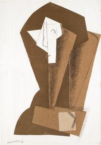 Henri Laurens, 'Tête de femme', 1917
