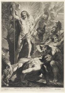 Schelte Adams Bolswert after Jacob Jordaens, '[Ascension of Christ]'