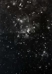 Radenko Milak, 'Absence of Matter (From the Series Dark Matter)', 2017