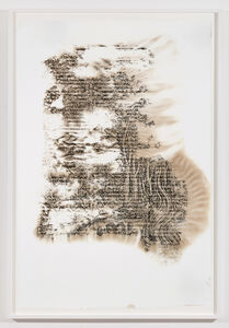 Sam Lewitt, 'Untitled (Scene From the First Etching in Cesariano's Vitruvius)', 2016