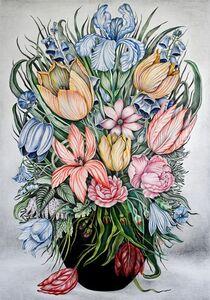 Henna Pohjola, 'Flower Quotes', 2019