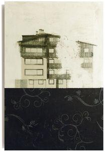 Alessandro Procaccioli, 'Villaggio Trieste, percorso mnemonico dell'infante', 2013