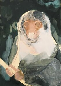 Anna Maria Schonrock, 'Untitled (Ape) ', 2017