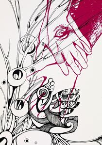 Sepide Rahaa, 'Song of Spring', 2013
