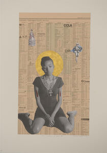 Godfried Donkor, 'Our of Grace VI', 2014