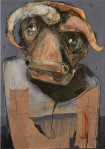 Bassem Dahdouh, 'Human Bull 1', 2016