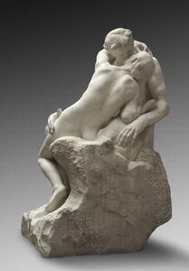 Auguste Rodin, 'The Kiss', 1929