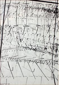 K.R.H. Sonderborg, 'Composition', 1962
