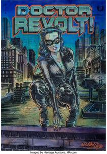 Dr Revolt, 'Meow 2', 2012