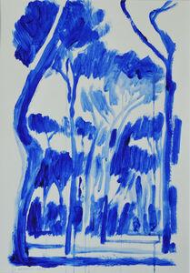 Laura Federici, 'Ultramarine blue 04', 2020
