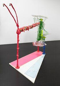 Debo Eilers, 'Moonch', 2011