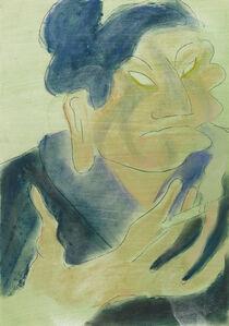 Anastasia Bay, 'Samuraï drawing #4', 2020