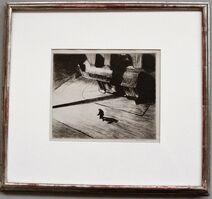 Edward Hopper, 'Night Shadows', 1932