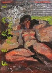 Mayra Barraza, '6', 2017