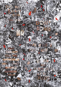Julia Rosa Clark, 'Outrage in Flesh Tones on a Hegemonic Ground 4', 2016