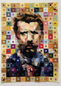 Jack Edson, 'Georges Seurat Portrait', 2018
