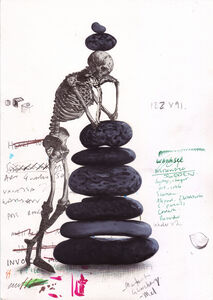 Paul McDevitt, 'Notes to Self: 7 August 2013', 2013