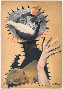 Bela Szeift, 'Unmatched Portrait', ca. 1965