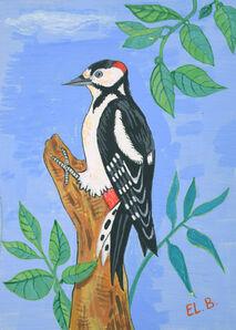 Elizabeth Borisov, 'The Woodpecker', 2016
