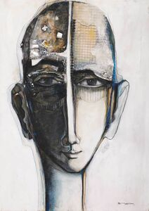 Raffi YEDALIAN, 'Clouded minds', 2016