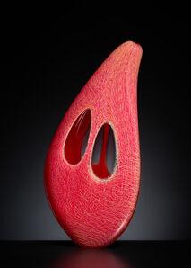 Benjamin Cobb, 'Red Squiggle Mussel', 2020