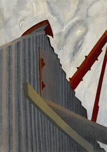 Helen Torr, 'Corrugated Building', 1929