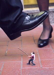 Burak Delier, 'Small Man', 2005