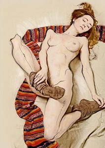 Katerina Belkina, 'For Schiele', 2007