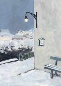 Li Shan  李珊 (b. 1957), 'A Bright Light (Lofoten, Norway) 一盏明灯(罗浮敦群岛,挪威)', 2020