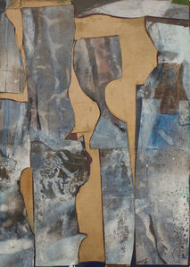 Romare Bearden, 'Untitled [browns]', ca. 1962