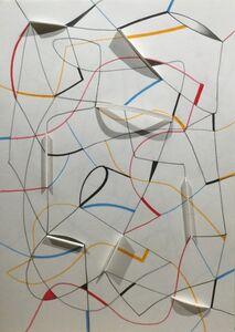 Saul Kaminer, 'Géométrie Automatique', 2020