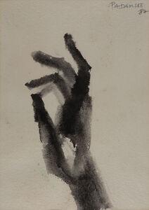 Akbar Padamsee, 'Hand', 1987