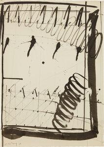 K.R.H. Sonderborg, 'Black and White', 1965