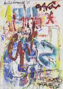Hilda O'Connell, 'Palimpsest #1', 2015