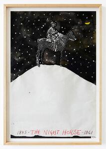 Rachel Libeskind, 'The Night Horse 1845-1861', 2016