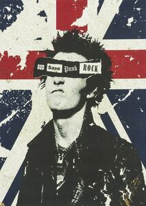 The Meme Machine, 'God Save Punk', 2012