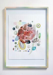 Simone Albers, 'Atom by Atom V', 2018