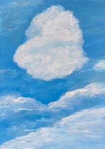 Dorothy Krakauer, 'Capturing A Cloud', 2020
