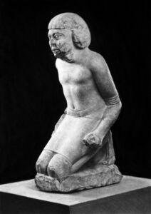 Kepa Garraza, 'Statue of Kneeling Captive', 2019