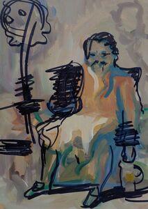Tom Ellis, 'Laughing Man No.1', 2012