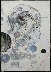 Thina Dube, 'The temple, the body. I'm mental', 2020