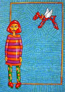 Chris Fraser, 'Dream a Little', 2009